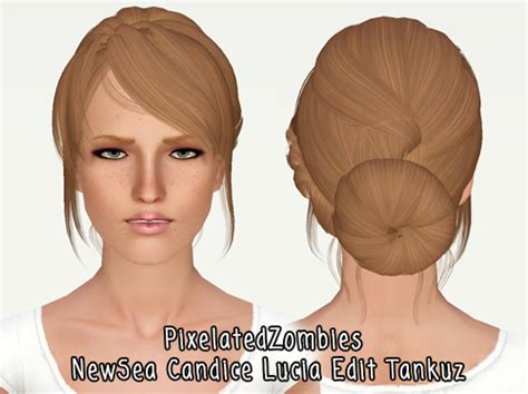 1800s hairstyles for sims 3 the sims 3 newsea s candice and lucia retextured by