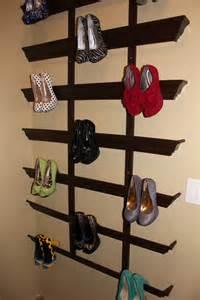 Crown Moulding Shoe Rack by Crown Molding Shoe Storage