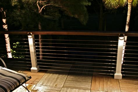 carolina landscape lighting deck lighting safety lighting
