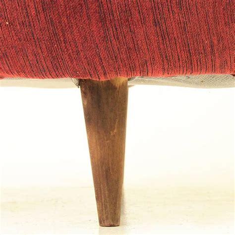 red velvet armchair red velvet armchair 1950s at 1stdibs