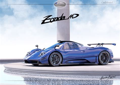 new pagani official pagani zonda md gtspirit