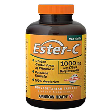 Sale Ester C Holisticare Isi 90 Tablet ester c with citrus bioflavonoids 1000 mg 180 vegan tablets by american health products at the