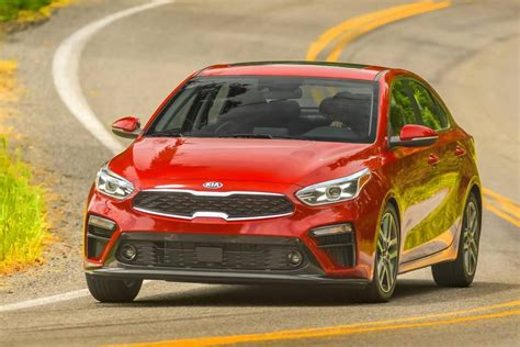 2019 Kia Forte Horsepower by Driven 2019 Kia Forte Benefits From Serious Upgrade
