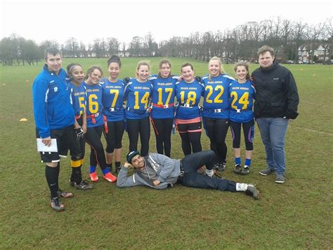Mba Chichester by The Golden Arrows Flag Football Of Chichester