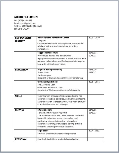 Want To Make A Resume by How To Design A Resume In Microsoft Word And Other