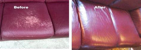 can you re dye a leather sofa leather sofa repair color restoration dye refinish