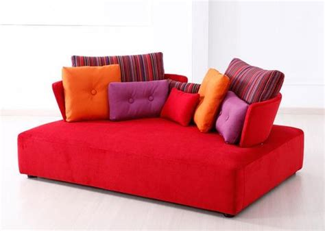 red chaise sofa red chaise sofa home furniture design