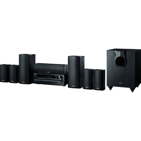 onkyo ht   channel home theater receiver  ht