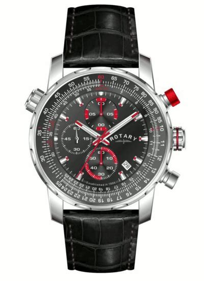 starmart rakuten global market rotary gs03641 04 rotary chronograph leather
