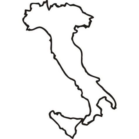 Italien Umriss Aufkleber by Aufkleber F 252 R Auto Umriss Italien Aufkleber