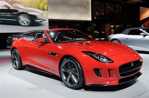 jaguar cars f type 2013 jaguar f type paris 2012 photo gallery autoblog