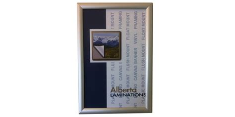 Custom Laminations Custom Framing Alberta Laminations