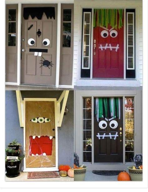 halloween front door or classroom door holiday