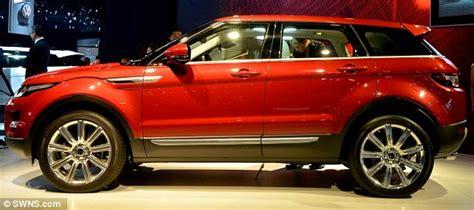 kereta range rover syarikat kereta china tiru bulat bulat rekaan range rover