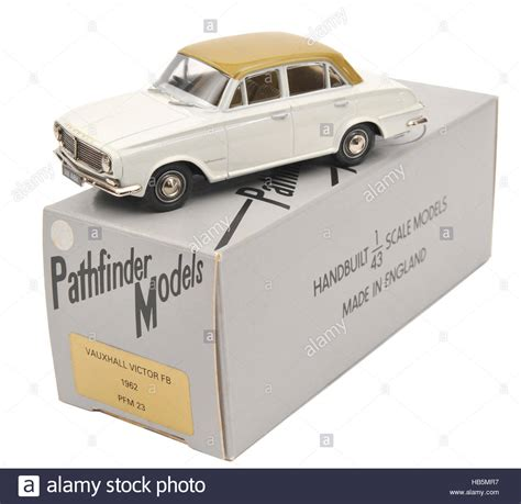 Diecast Victor diecast metal scale model of a 1962 vauxhall victor fb