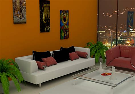 rust color living room 25 overwhelming living room paint color ideas creativefan