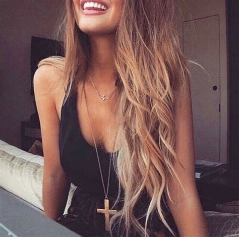 long blonde hairstyles tumblr long layered haircut tumblr