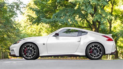 nissan nismo 2016 2016 nissan 370z nismo review autoevolution