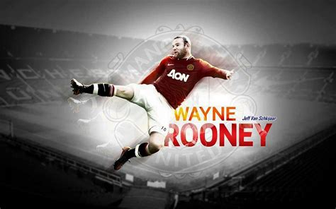 manchester united wallpaper for macbook wayne rooney background wallpapersafari