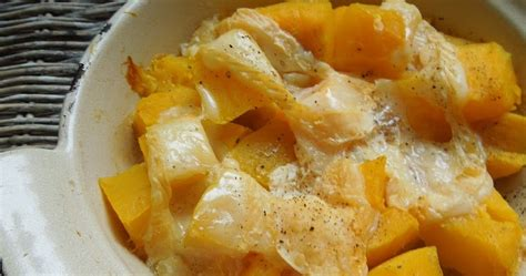 cuisiner butternut gratin dans mon assiette courge butternut gratin 233 e au munster