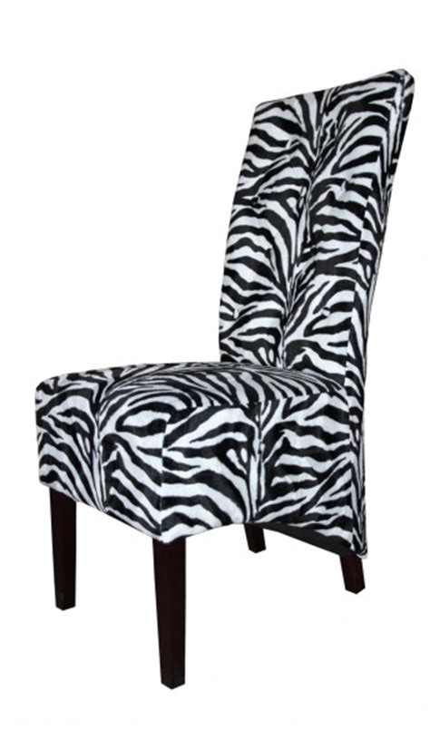 stuhl zebra design casa padrino limited edition designer chesterfield