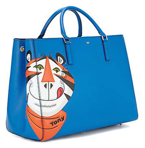 Get Look Bid On Johannsons Anya Hindmarch Bag by Anya Hindmarch Cereal Bags Flaking Out