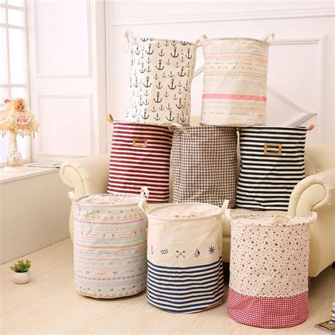 Usb002 Side By Side Cotton Storage Box Multi Fungsi Bahan Katun large capacity folding cotton us55