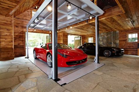 Fit Garage by A Garage Fit For A King 19 Pics Izismile