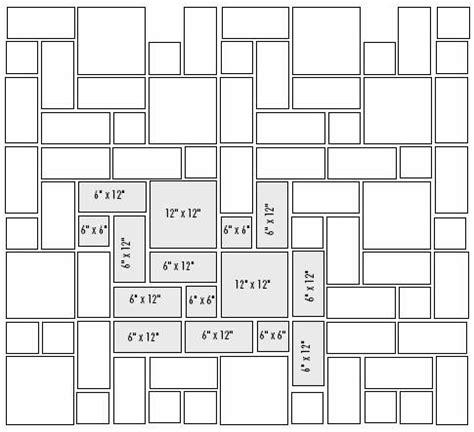 tile layout template tile pattern questions ceramic tile advice forums john