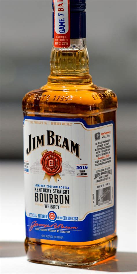 Botol Jim Beam jim beam 7 batch thegentlemanracer
