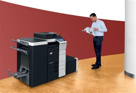 Office Copier by Develop Ineo 554e Colour Copier Printer Scanner