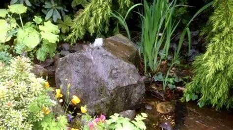 Sprudelstein Garten
