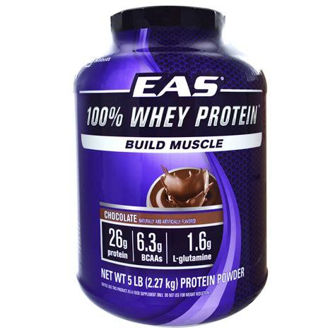 Whey Protein 5 Lbs eas 100 whey protein chocolate 5 lbs 2 27 kg powder iherb