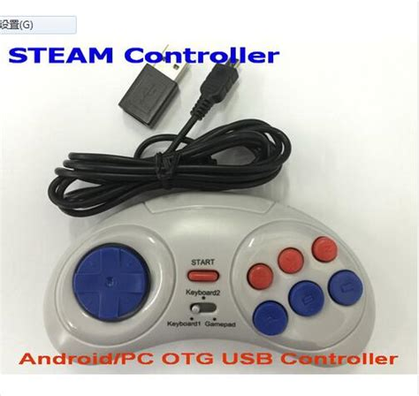 steam android pc m a c otg usb pad in gamepads