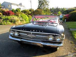 the peep 1960 chevrolet impala convertible