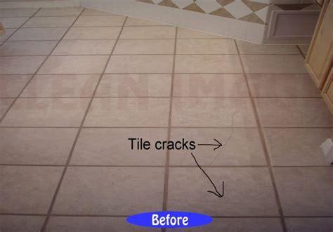 Ceramic Crack Repair   Floor Refinishing   Natural Stone