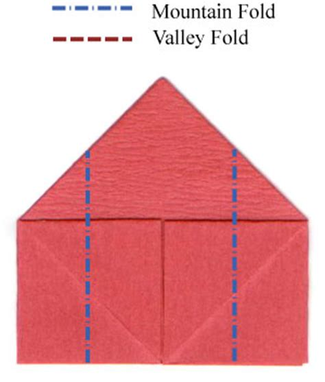 How To Make A Paper Church - how to make a traditional origami church page 4