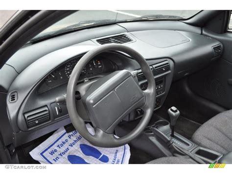 2002 Chevy Cavalier Interior by Graphite Interior 2000 Chevrolet Cavalier Sedan Photo