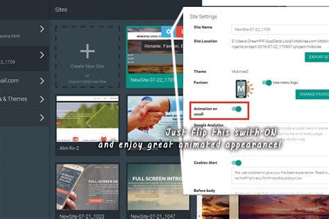 best website creator best free website builder mobirise v3 review