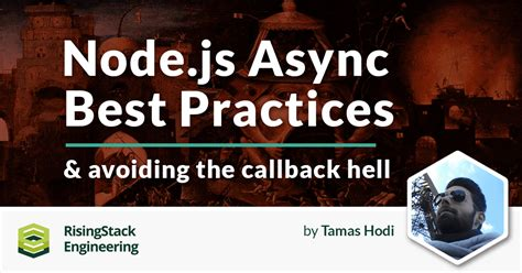 javascript async events callbacks promises and async await books node js async best practices avoiding callback hell