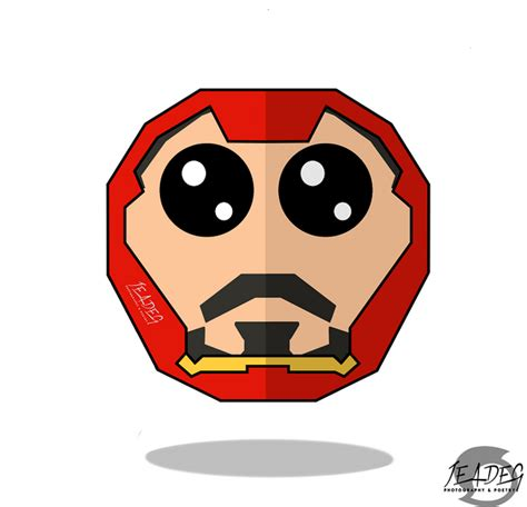 infinity war tony stark iron man version emoji