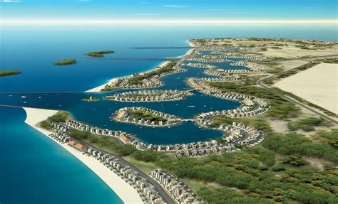 Architecture Concept by Failaka Island Master Plan Gulf Consult