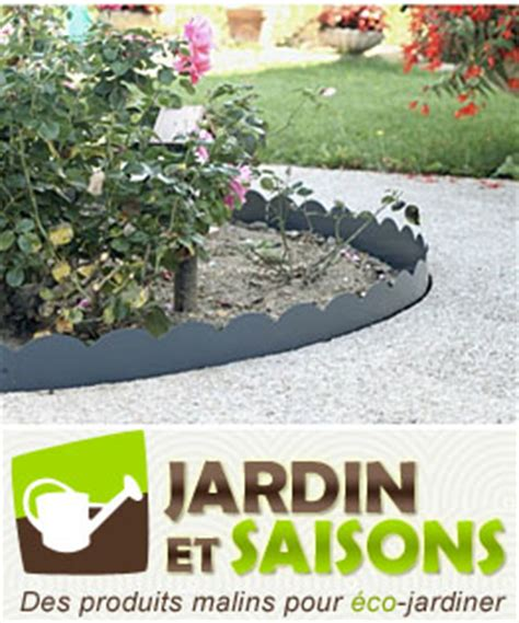 Bordure De Jardin Fleurie by Botanic Arbre Chat