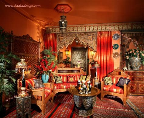 Ideas For Moroccan Interior Design Moroccan Home Decor Ideas Mediterranean Living Room Los Angeles By Badia Design Inc