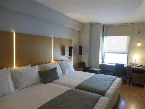chambres familiales 224 barcelone h 244 tel evenia rossello