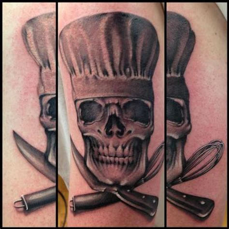 chef hat tattoo 51 chef hat tattoos