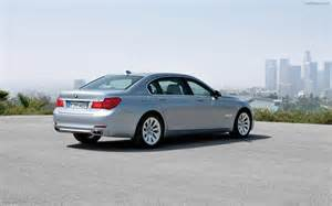 2010 Bmw 7 Series 2010 Bmw 7 Series Activehybrid Widescreen Car Photo