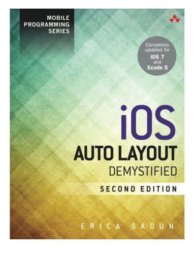 Ios Auto Layout Guide Pdf | pdf ios auto layout demystified 2nd edition mobile