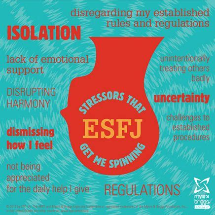 stressors that get me spinning check out this esfj stress