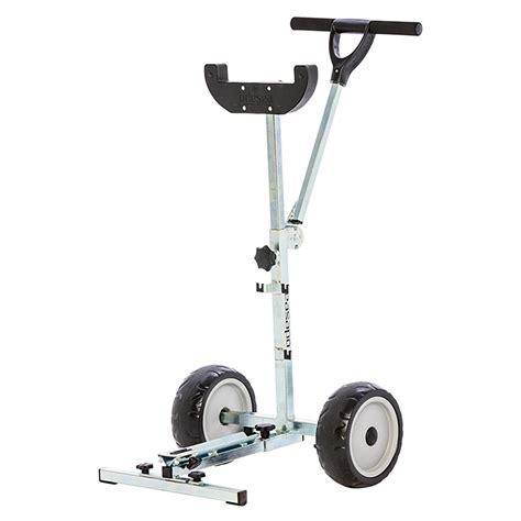 buitenboordmotor karretje transportwagen au 223 enborder max 60 kg bis 15 ps bauhaus